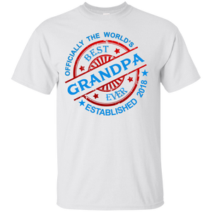 WORLD'S BEST GRANDPA EVER - Gifts4family