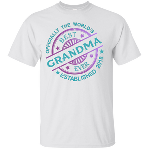 WORLD'S BEST GRANDMA EVER - Gifts4family