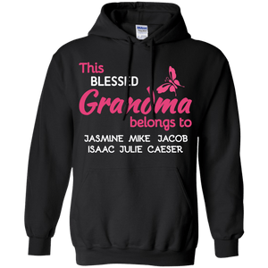 Blessed Grandma! Hoodies/Pullover - Gifts4family