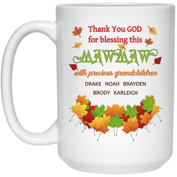 Thank you GOD!! Mugs - Gifts4family
