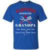 Flipping Awesome Grandpa Personalized T-shirts Hoodie Sweatshirts