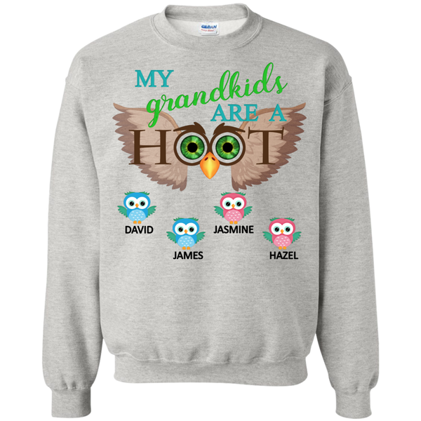 Grandkids are a HOOT!! - Gifts4family
