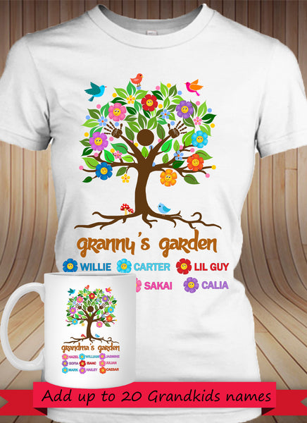 BUNDLE Grandma Garden! with 11 oz Mug - Gifts4family