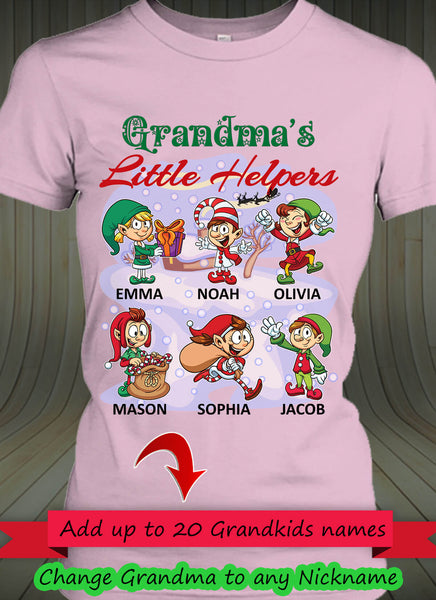 ❄️❄️ ☃️ Grandma's Little Helper ☃️ ❄️❄️