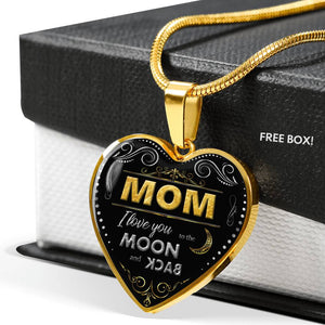 MOM I love You - Necklace