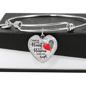 Heart is in Heaven - Bracelet