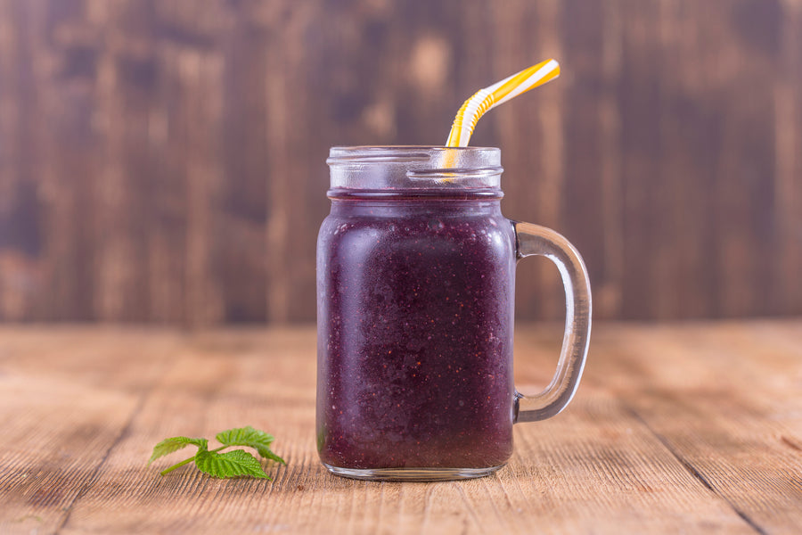 Berry Healthy Smoothie