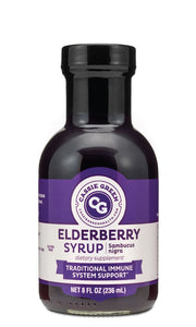 Elderberry Syrup 8oz