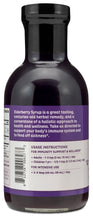 Load image into Gallery viewer, Elderberry Syrup 8oz