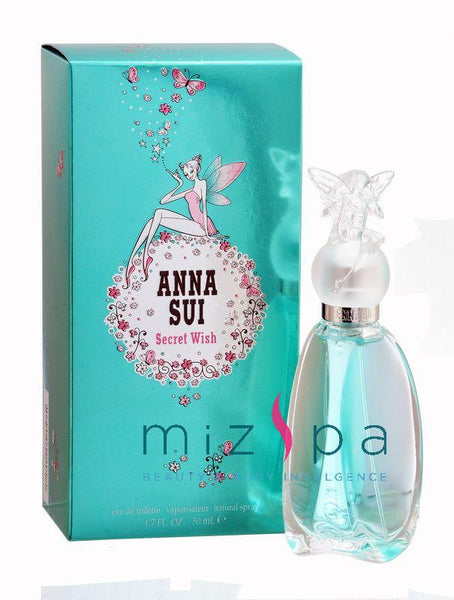 Anna Sui Secret Wish EDT Sp 50ml