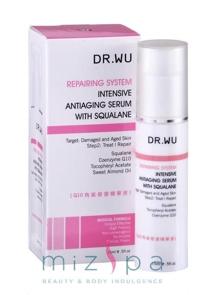 Dr. Wu Intensive Antiaging Serum with Squalane 15ml