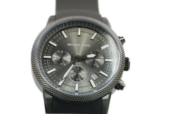 Michael Kors Scout Grey Chronograph Watch