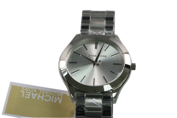 Michael Kors Runway Silver Dial Ladies Watch