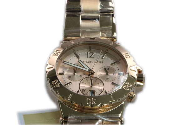 Michael Kors Rose Golden Chronograph