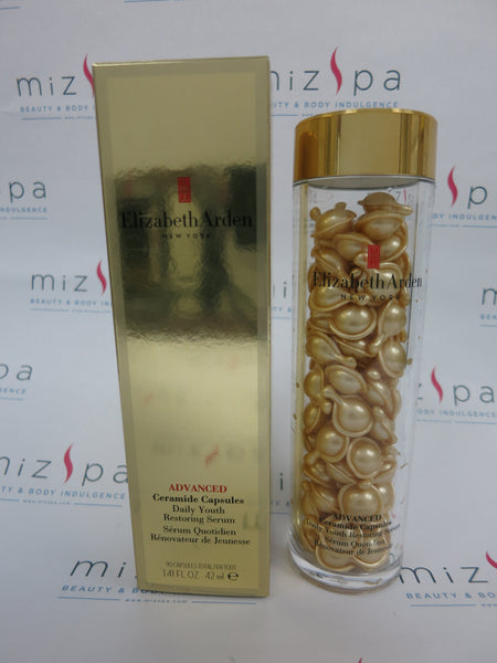 Elizabeth Arden Advanced Ceramide Capsules Daily Youth Restoring Serum 90pcs 42ml