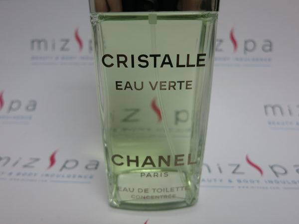 Chanel Cristalle Eau Verte EDT Concentree Sp 100ml