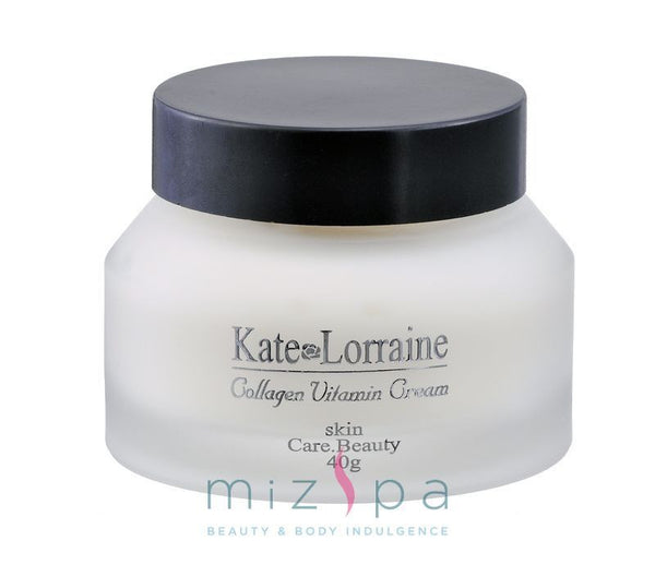 Kate Lorraine Collagen Vitamin Cream 40g