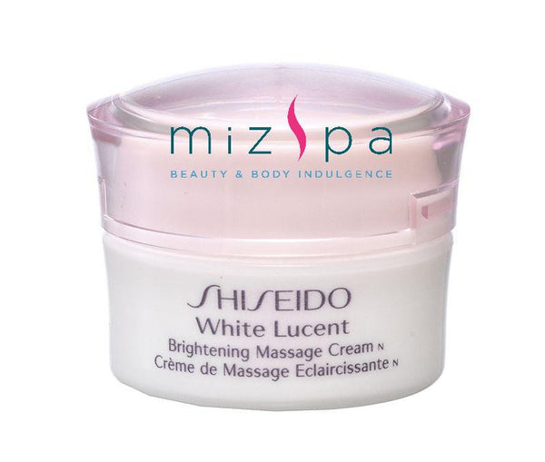 Shiseido White Lucent Brightening Massage Cream 10ml