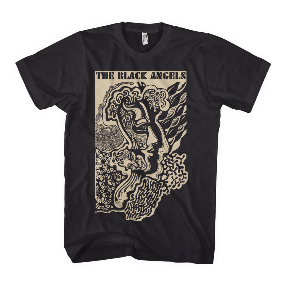 The Black Angels - Faces T-Shirt