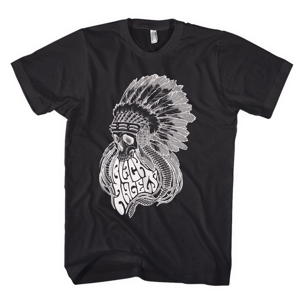 The Black Angels - Headdress Logo T-Shirt