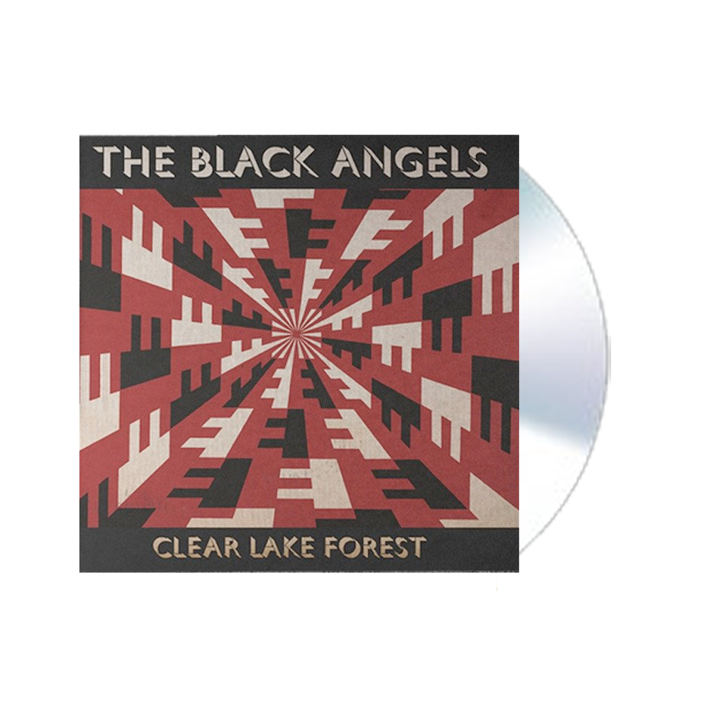 The Black Angels - Clear Lake Forest CD