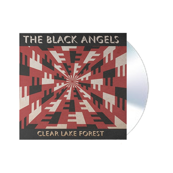 The Black Angels - Clear Lake Forest - CD