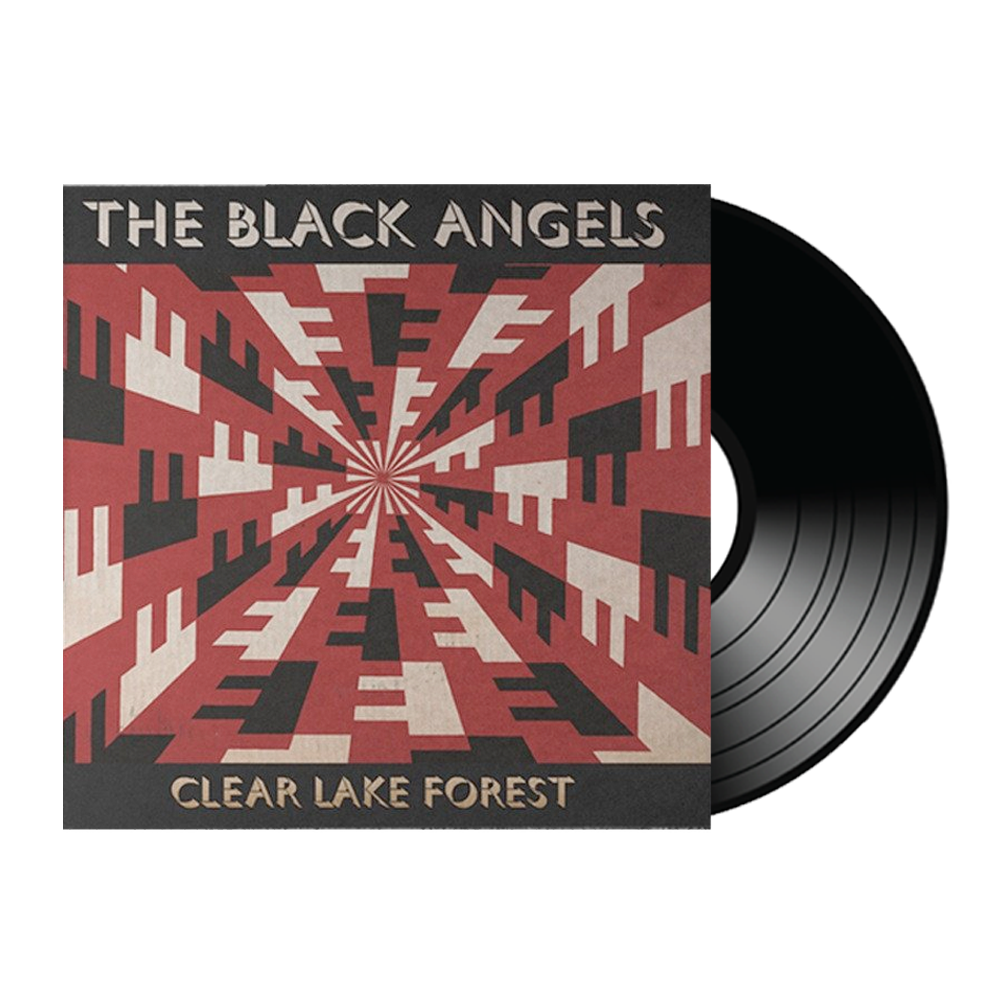 The Black Angels - Clear Lake Forest EP