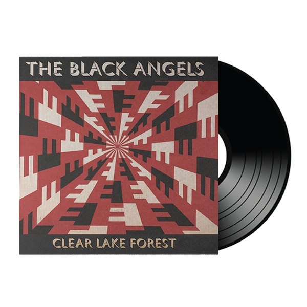 The Black Angels - Clear Lake Forest - EP