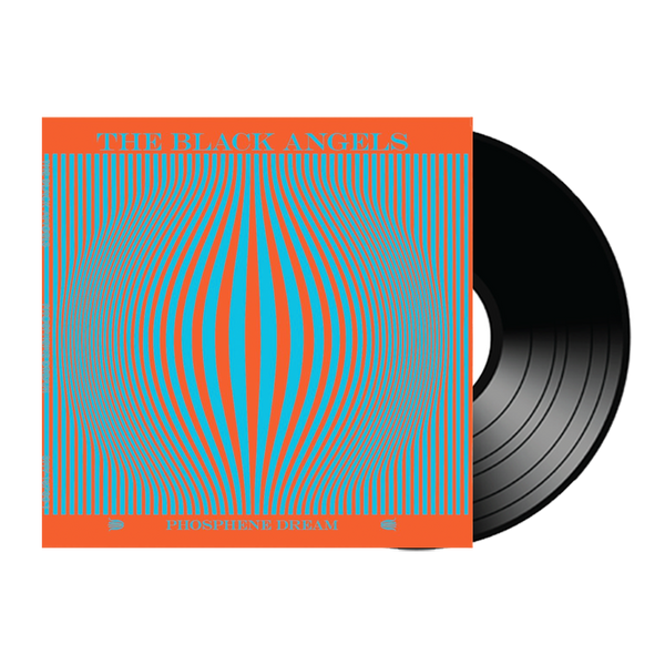 The Black Angels - Phosphene Dream LP