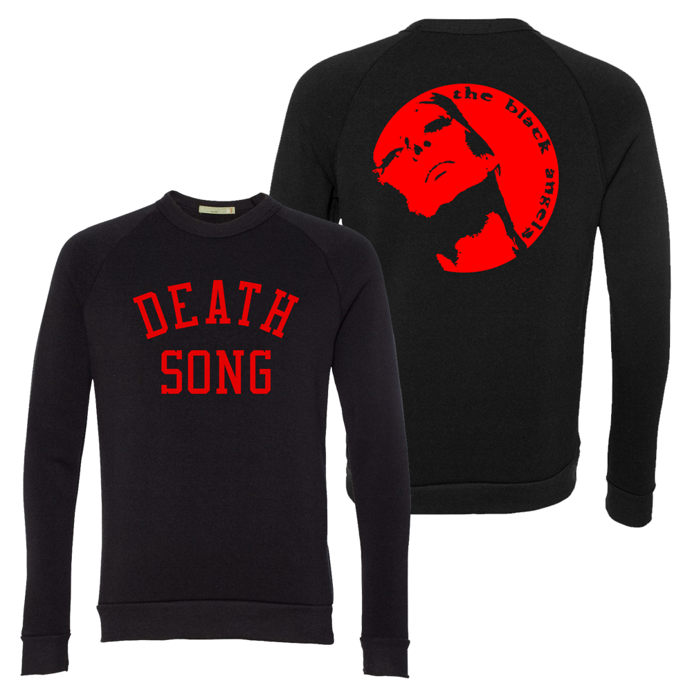 The Black Angels - Death Song Crewneck Sweater