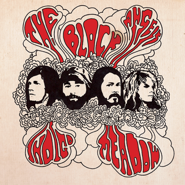The Black Angels - Indigo Meadow CD
