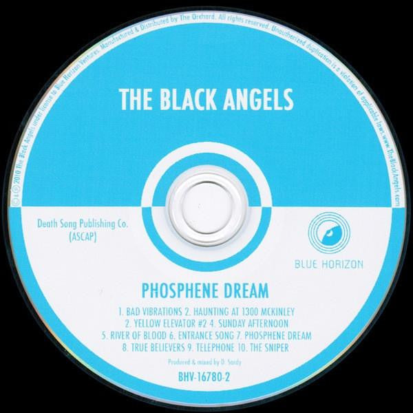 The Black Angels - Phosphene Dream - CD