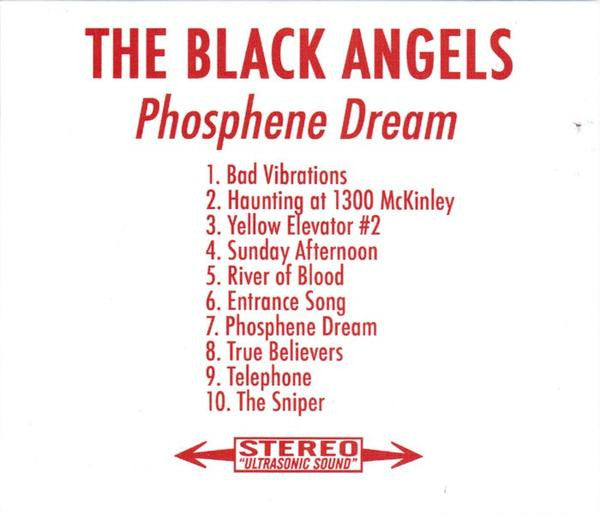 The Black Angels - Phosphene Dream CD