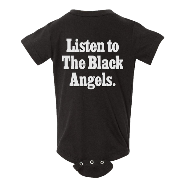 Listen to The Black Angels Onesie