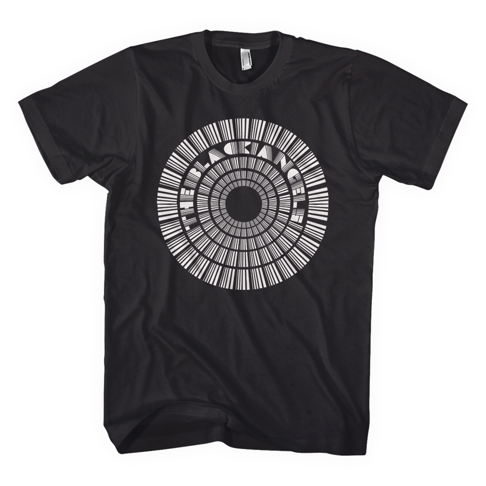 The Black Angels - Directions Black T-Shirt