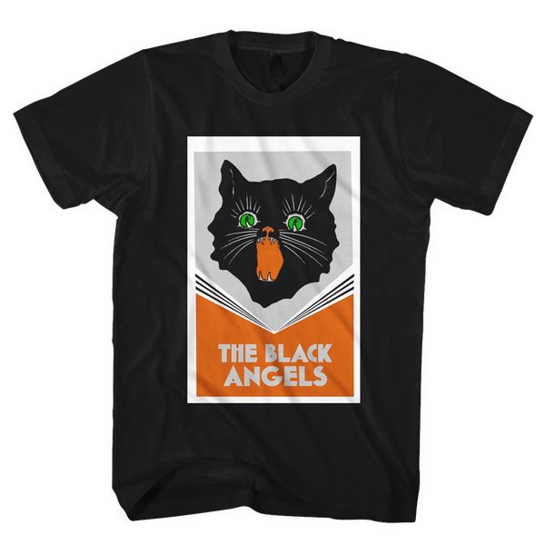 The Black Angels - Cat T-Shirt