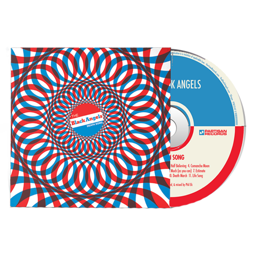 The Black Angels - Death Song - CD