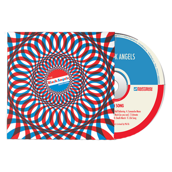 The Black Angels - Death Song (2017) - CD