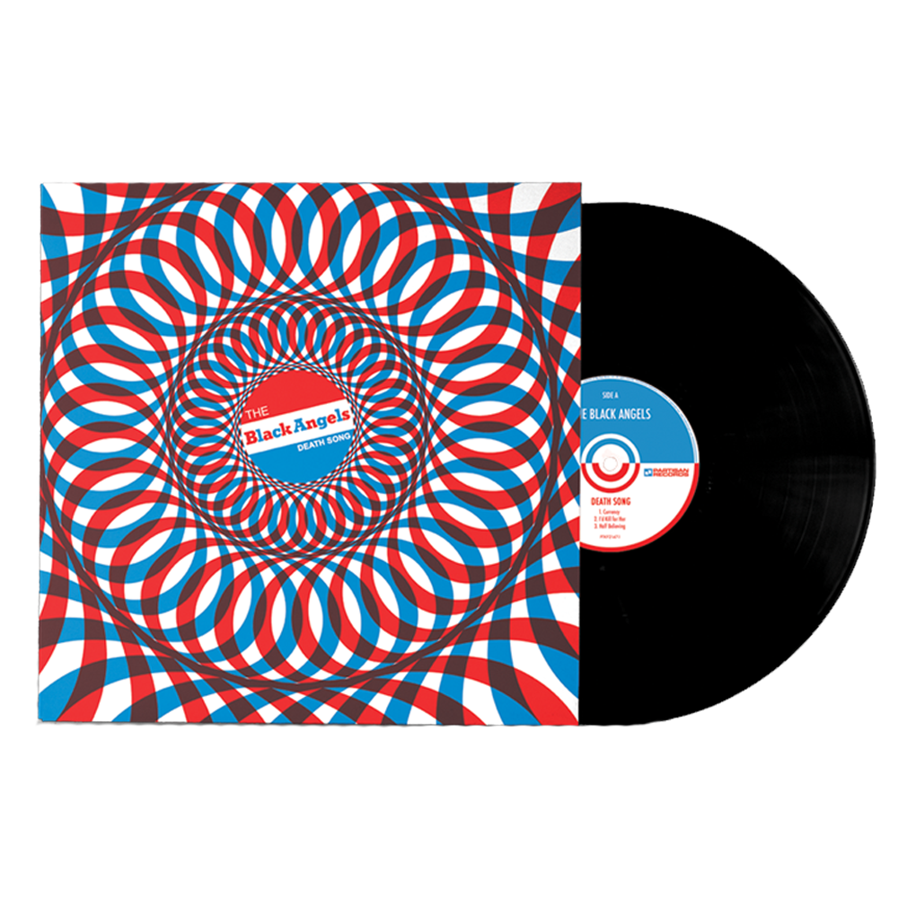 The Black Angels - Death Song (2017) - LP
