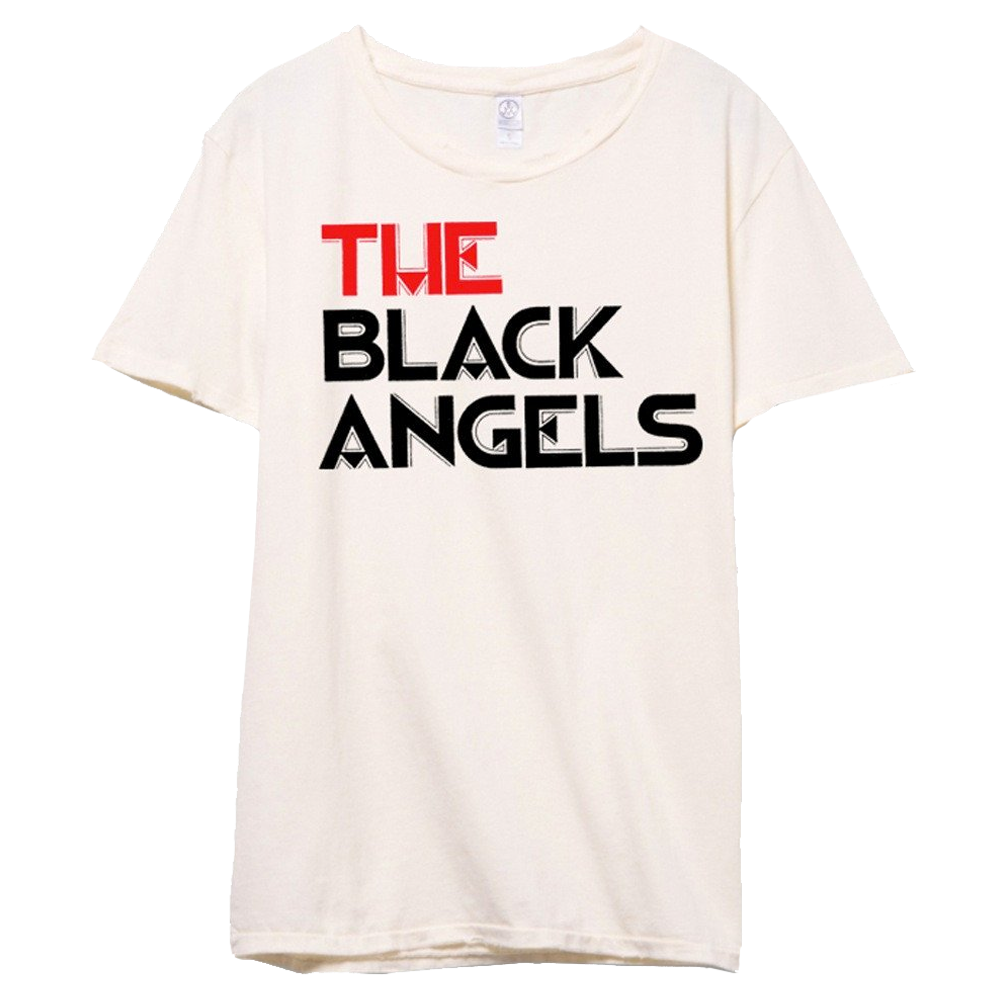 The Black Angels Vintage Ladies T-Shirt