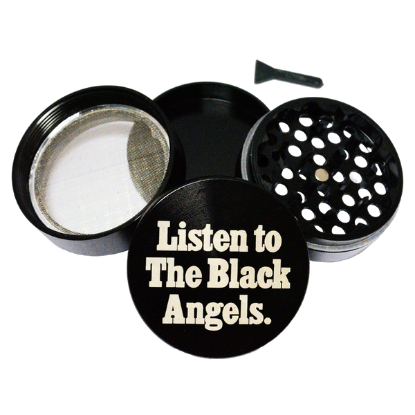 The Black Angels - Listen to The Black Angels Grinder