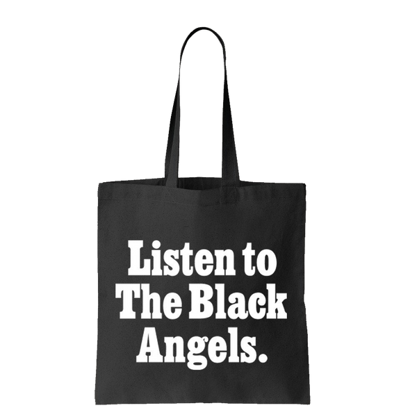 Listen to The Black Angels Tote
