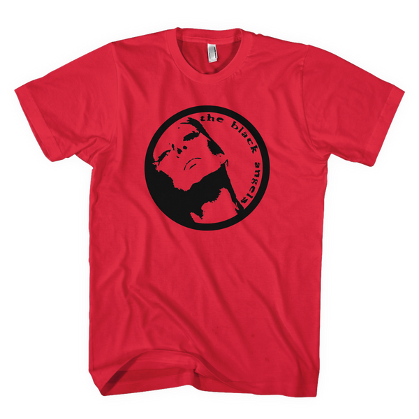 The Black Angels - Circle Logo Red T-Shirt