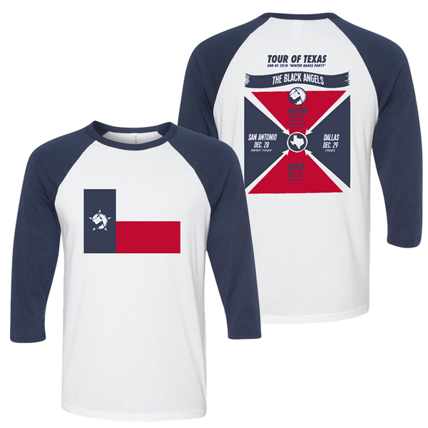 Tour Of Texas Raglan