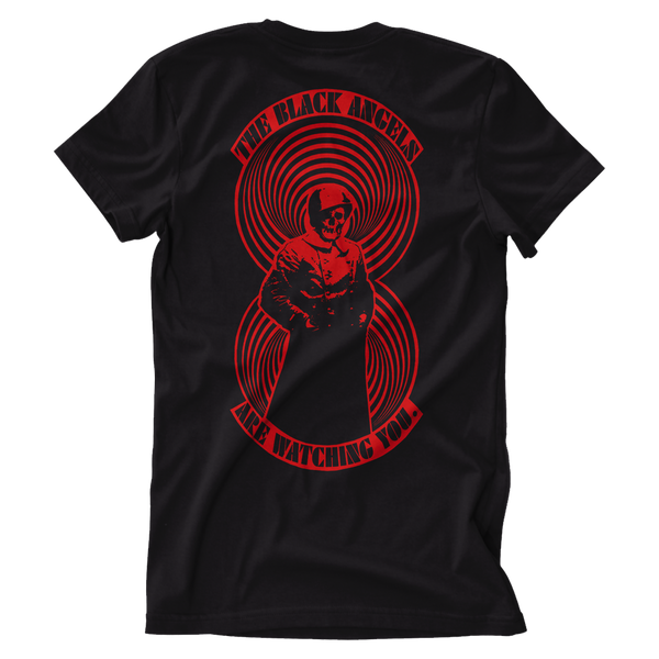 The Black Angels Watching You T-Shirt
