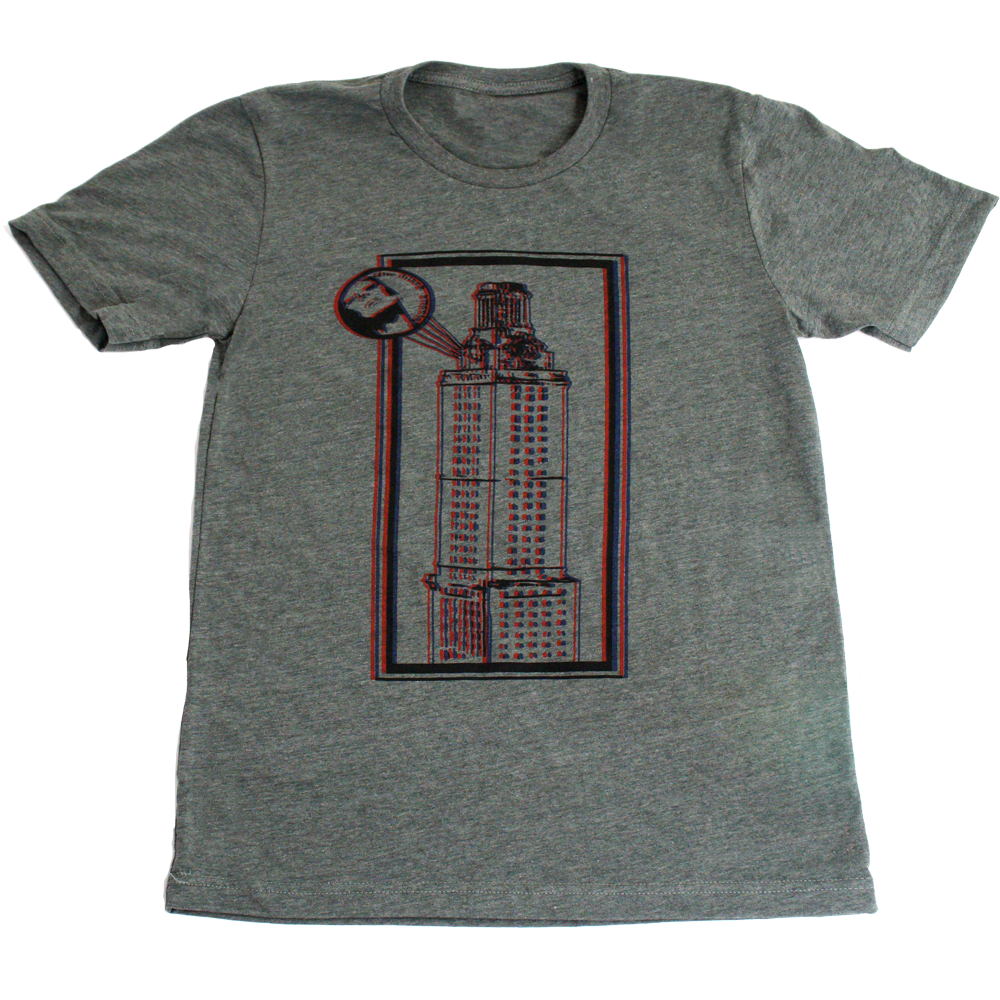 The Black Angels - Tower T-Shirt