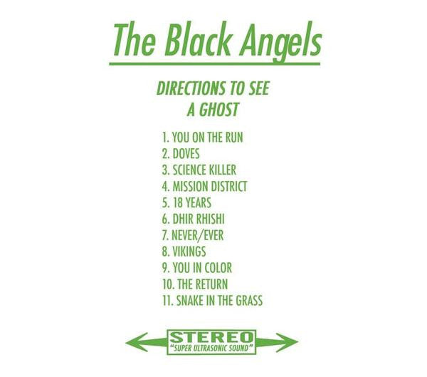 The Black Angels - Directions to See a Ghost Digital Download