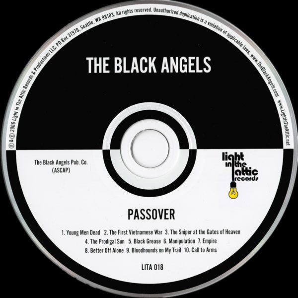 The Black Angels - Passover LP