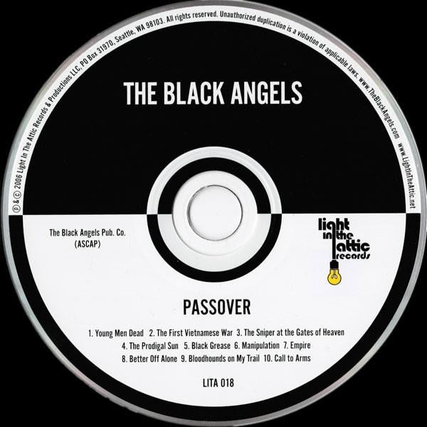 The Black Angels - Passover CD