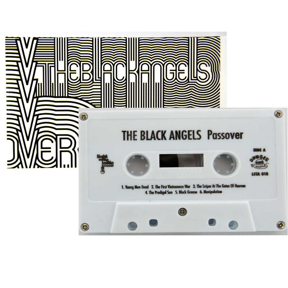 The Black Angels - Passover Cassette